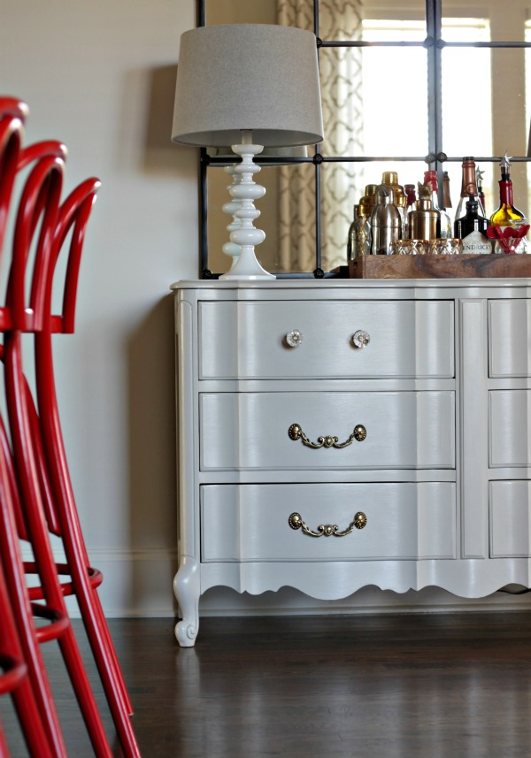 A Tone On Tone Furniture Makeover With Amy Howard One Step Paint Our Fifth House
