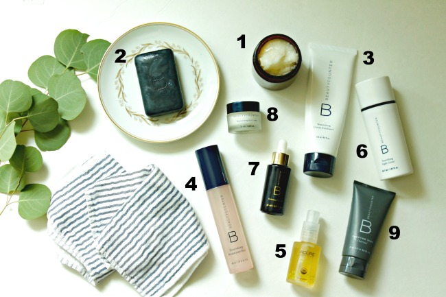 beautycounter skincare essentials